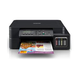 Impresora Multifuncional Brother DCP-T510W, Inyección de Tinta Continua, USB 2.0, WiFi