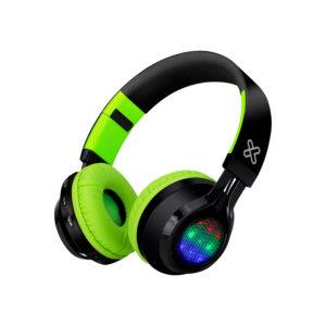 Klip Xtreme LiteBlast – Auriculares Inalámbricos estéreo luces LED Bluetooth