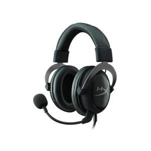 Audífono Gamer HyperX Cloud II, Micrófono desmontable, Conector 3.5mm, Negro/Gun Metal