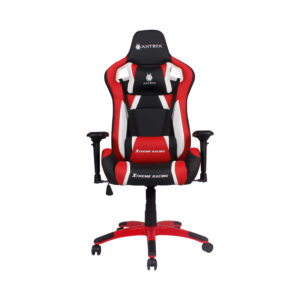 Silla Gamer Antryx Xtreme Racing Silverstone Red