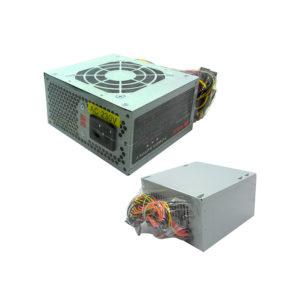 Fuente de alimentación Teros MATX600W, 600W, MATX, 115v/230V