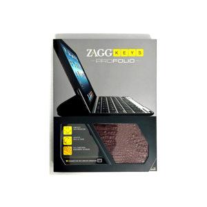 Zagg Keys Profolio para iPad