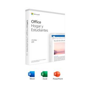 Microsoft Office Hogar y Estudiantes 2019 (79G-05010L)