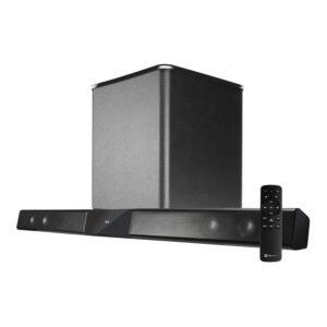 Sound bar Klip Xtreme Zerafik, 2.1 canales, Bluetooth, 160W (KSB-300)