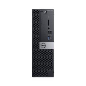 Dell OptiPlex 7070, Core i7 9700, 3 GHz  ,RAM 8 GB, HDD 1 TB, grabadora de DVD, UHD Graphics 630, GigE, Win 10 Pro 64 bits (157D5)