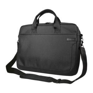 Maletín Klip Xtreme Charcoal KNC-530 para Notebook de 15.6″