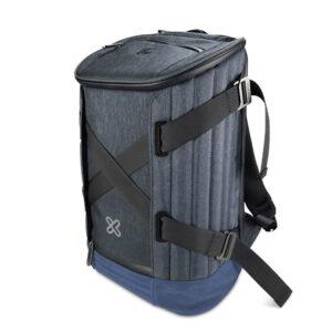 Mochila convertible para Notebook Klip Xtreme,15.6″, Nylon, Azul (KNB-900BL)