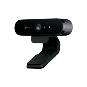 Cámara Web Brio Ultra HD Pro, 4K, Zoom digital 5X FHD, USB 3.0 (960-001105)
