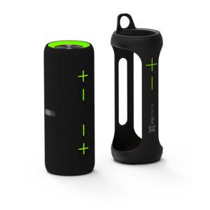 Parlante portátil Klip Xtreme Vibe 360, Resistente al Agua, Bluetooth (KBS-800)