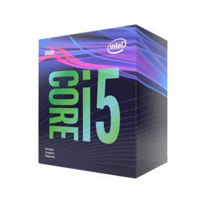 Intel Core i5 9400F , 2.9 GHz, 6 Núcleos , 6 hilos , 9 MB caché , Socket LGA1151 , 9na Generación , Caja , (BX80684I59400F)