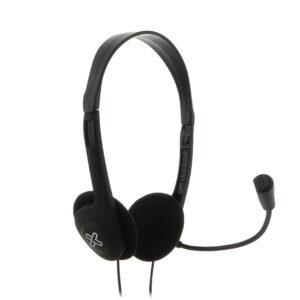 Auriculares Con Micrófono Klip Xtreme, USB, KSH-290