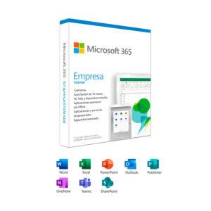 Microsoft 365 Business Estándar, 1 Usuario (5 dispostivos), Original (KLQ-00219)
