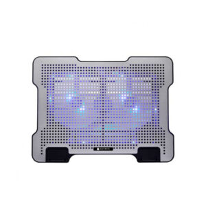 COOLER P/NOTEBOOK ANTRYX XTREME AIR N300, UP TO 15.6″, BLUE LED, SILVER (ACP-N300U2S)