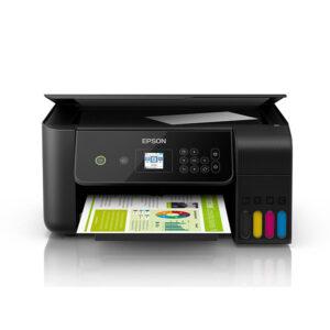 Impresora Multifuncional Epson Ecotank L3160, Imprime, Copia, Escanea, Wifi (C11CH42303)
