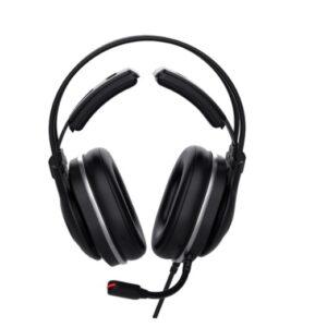 Audífono con Micrófono Antryx Cs Thunder Black 7.1 Virtual, Vibrador, Control Eq
