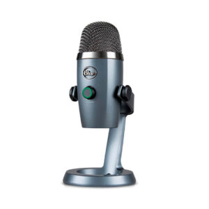 Micrófono Blue Yeti Nano USB Shadow Grey (988-000088)