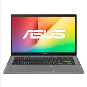 Laptop Asus VivoBook S433E, Core i5-1135G7 14″, 8gb, SSD 512gb, WIN 10 Black, (S433EA-AM028T)