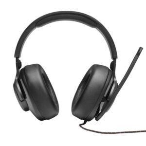 Audífonos JBL Quantum 300 Headset con Micrófono , Black (JBLQUANTUM300BLKAM)