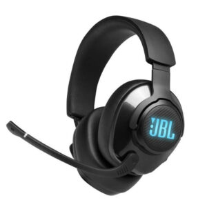 Audífonos JBL Quantum 400 Headset con Micrófono, 7.1 , Black (JBLQUANTUM400BLKAM)