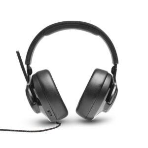 Audífonos JBL Quantum 200 Headset con Micrófono Flip , Black (JBLQUANTUM200BLKAM)