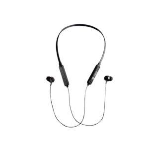 Audífonos deportivos inalámbricos Teros TE-8090, Bluetooth, recargable, Negro (TE-8090)