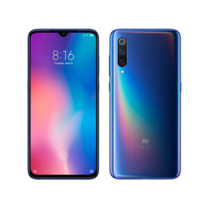 "Smartphone Xiamoi Mi9, 6.39"" 2340×1080, Android 9.0, LTE, Dual Sim, Desbloqueado, Azul"