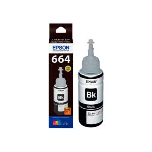 TINTA T664120, Black, Original, EPSON L200