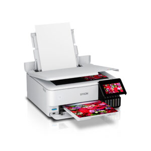 Impresora Multifuncional de Tinta Epson EcoTank L8160, Imprime, Escanea, Copia