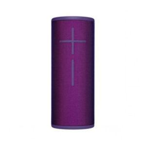 Parlante inalámbrico Logitech UE Boom 3, Bluetooth, recargable, impermeable Purpura (984-001351)