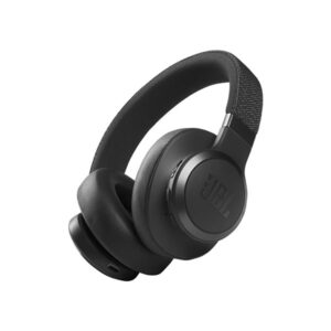 Audífono JBL Live 660NC, Bluetooth con Micrófono Integrado (JBLLIVE660NCBLKAM)