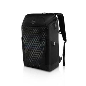 Mochila Dell Gaming 17 para Notebook 17″, Negro con Panel Frontal Reflectivo (460-BCYY)