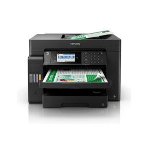 Multifuncional de tinta Epson EcoTank L15150, Imprime, Copia, Escanea, Fax /Wi-Fi (C11CH72303)