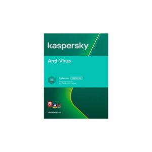 Anti-Virus Kaspersky Licencia Base ESD – 1 PC (KL1171DDAFS)