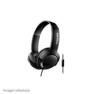 Audífono C/ Micrófono Philips SHL3075BK Black